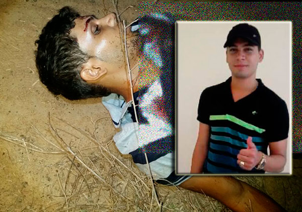 assassinato tiros Campo do Brito Sergipe