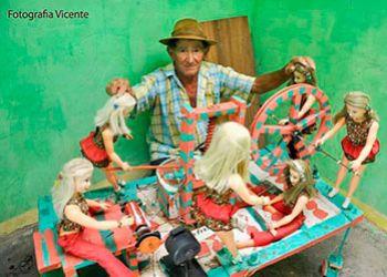Agricultor itabaianense, conhecido por inven��es curiosas, morre em decorr�ncia de complica��es de sa�de