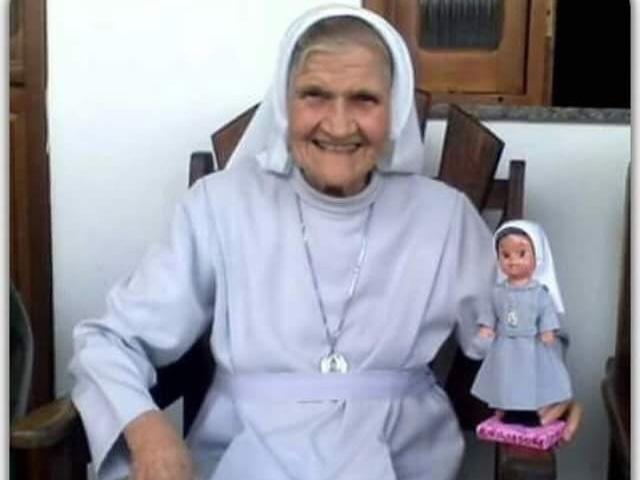 Irmã Auxiliadora Colégio Dom Bosco Itabaiana Sergipe