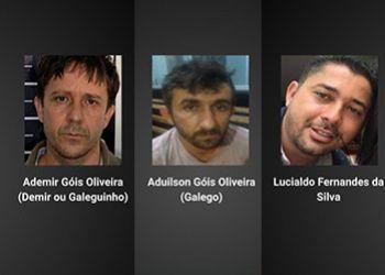 Irmãos itabaianenses são presos em operação da Polícia Civil de Sergipe e Goiás