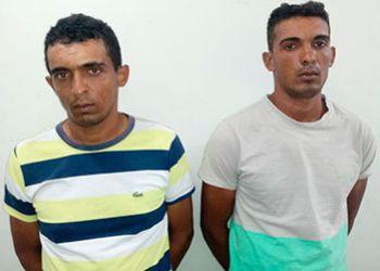 Polícia Civil prende irmãos suspeitos de tentativa de homicídio e posse ilegal de armas de fogo