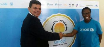 Itabaiana recebe o Selo Unicef munic�pio aprovado