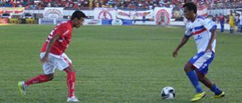 Itabaiana e Sergipe fazem cl�ssico na serra pelo campeonato estadual