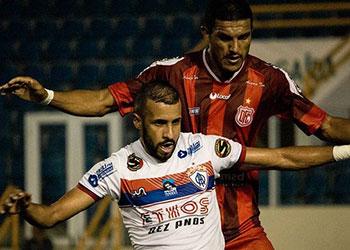 Itabaiana decepciona sua torcida na estreia do Campeonato Sergipano e completa cinco jogos sem marcar gol