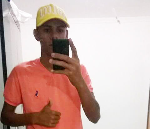 assassinato jovem conjunto Gilton Garcia Itabaiana Sergipe