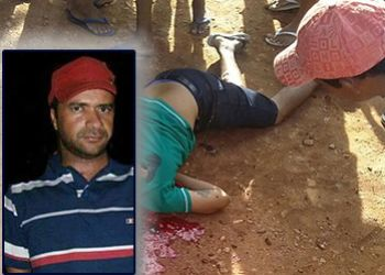 Execu��o: Ex-presidi�rio � morto na zona rural de Itabaiana com disparos de escopeta e pistola