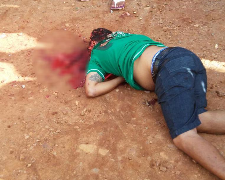 morto tiros agrovila Itabaiana Sergipe