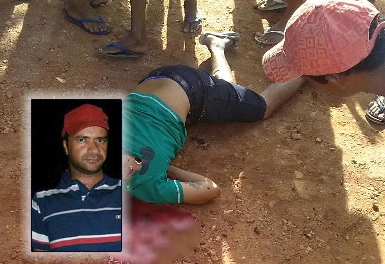 mortos tiros agrovila Itabaiana Sergipe