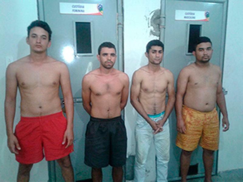 Assaltantes veículos Frei Paulo Sergipe