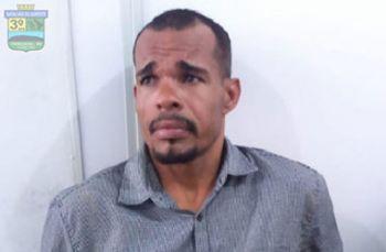 Indivíduo é preso pela Polícia Militar logo após cometer furto em lojas no Centro de Itabaiana