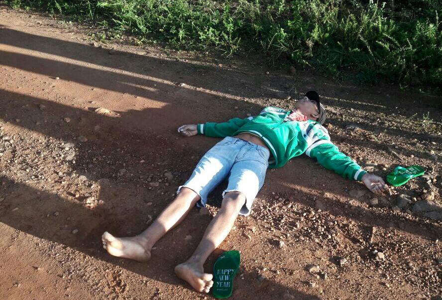 Assassinato Itabaiana Sergipe