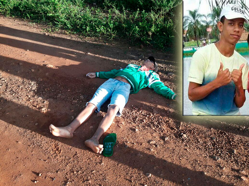 Assassinato zona rural de Itabaiana Sergipe