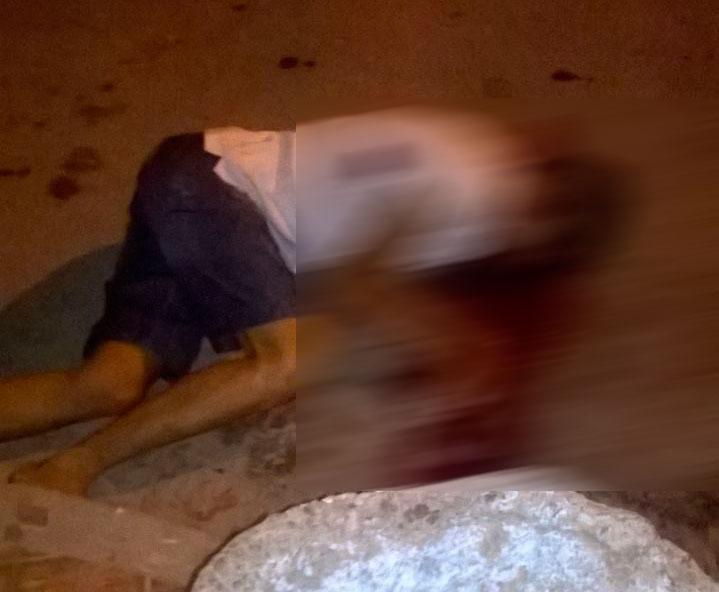 Homicídio arma de fogo Aracaju Sergipe
