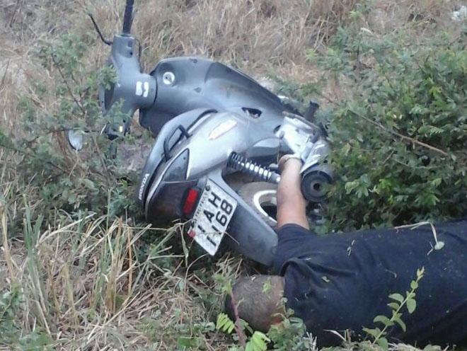 jovem Frei Paulo morto BR-235 Carira Sergipe