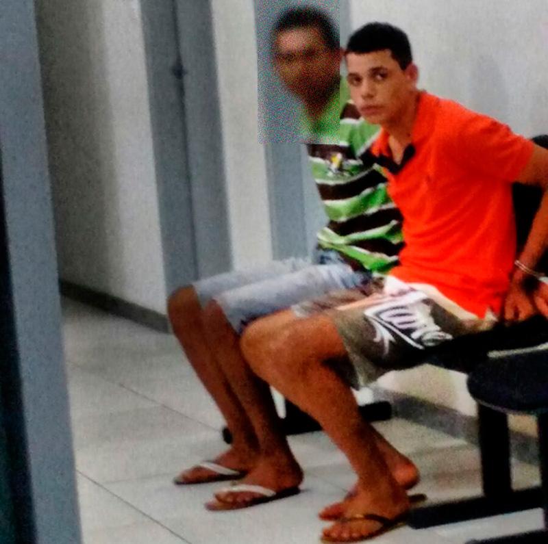 jovens assaltos Frei Paulo Sergipe
