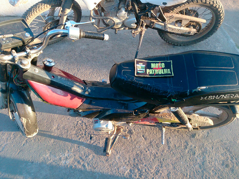 ciclomotor furtado
