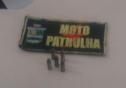 jovens munições revólver Itabaiana Sergipe
