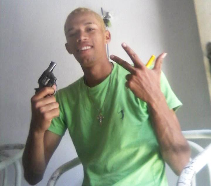 assaltante motoneta Itabaiana Sergipe