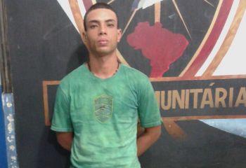 No Agreste Sergipano: Foragido da justi�a paulista � preso em bairro de Itabaiana