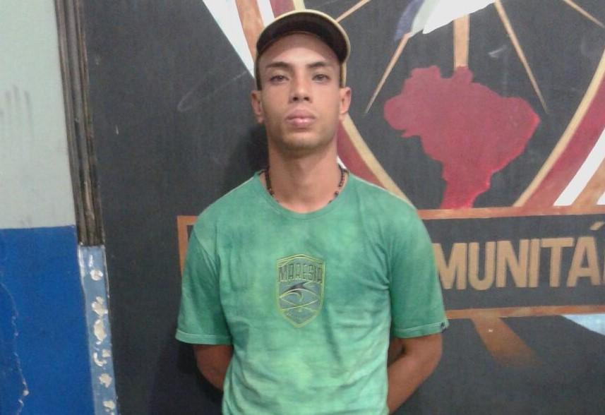 Jovem preso Itabaiana Sergipe homicídio Santos SP