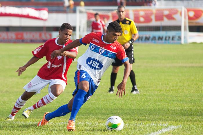 Carlos Henrique lateral Club Sportivo Sergipe