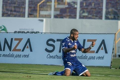 Lucas Rocha zagueiro Confiança Sergipe