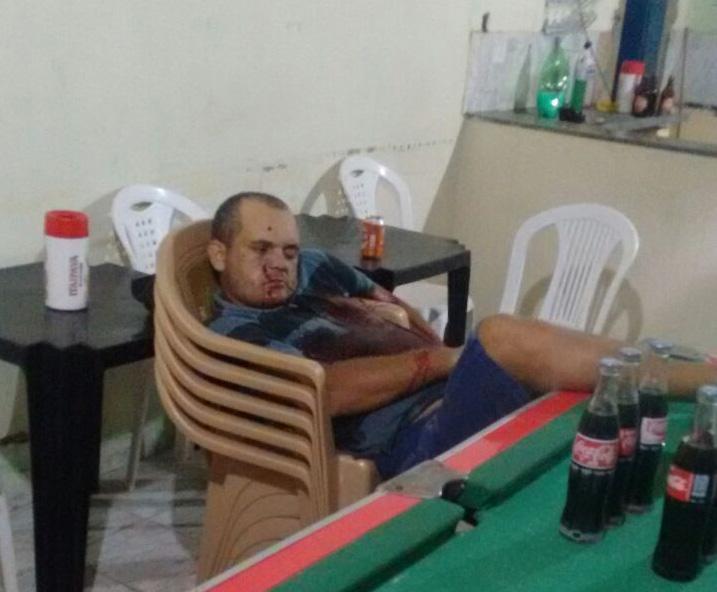 São Domingos Sergipe Homicídio Bar