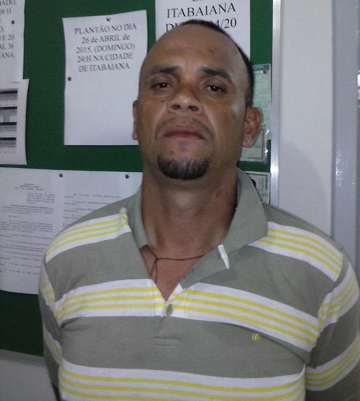 fugitivo delegacia Itabaiana Sergipe