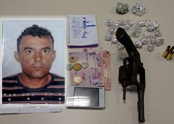 Maconha: Ex-detento � flagrado pela Pol�cia Civil de Itabaiana de posse de entorpecente