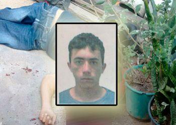 Moto Taxista � morto a tiros em quintal de resid�ncia ap�s ser perseguido por criminoso