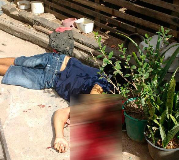 assassinato pistola Itabaiana Sergipe