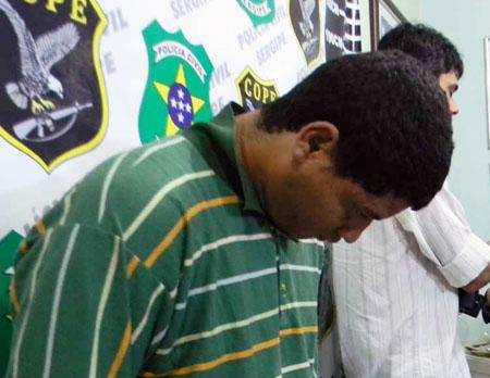 Márcio Tubaina homicídios Itabaiana Sergipe