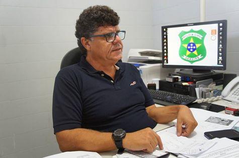 Marcos Garcia Delegado de Polícia Civil de Sergipe