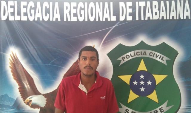 mandado de prisão Itabaiana Sergipe