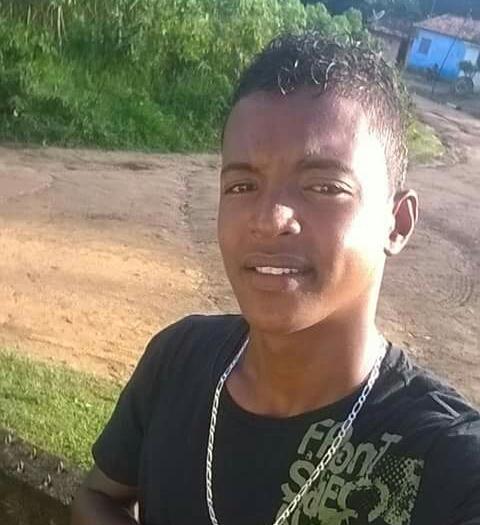 Assassinato Jovem povoado Pedrinhas Areia Branca Sergipe