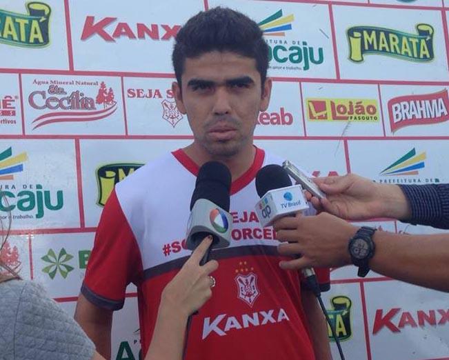 Meia Davi Ceará Club Sportivo Sergipe