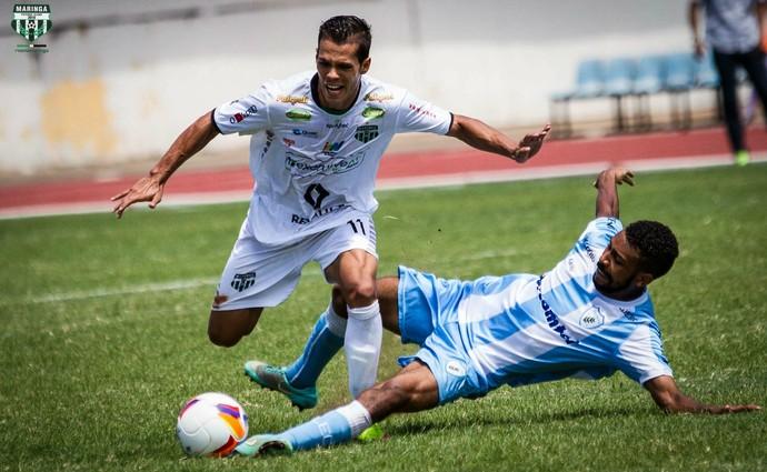meia Hiago Club Sportivo Sergipe