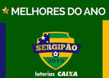 Associação dos Cronistas Desportivos elege os melhores do ano do Campeonato Sergipano da Série A1