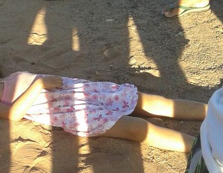 criança atropelada BR-235 Areia Sergipe