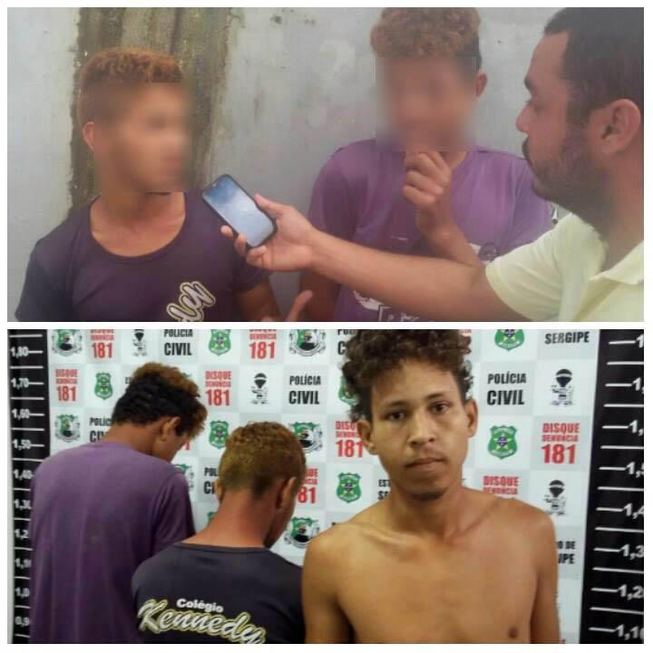 Adolescentes morte criança Tobias Barreto Sergipe