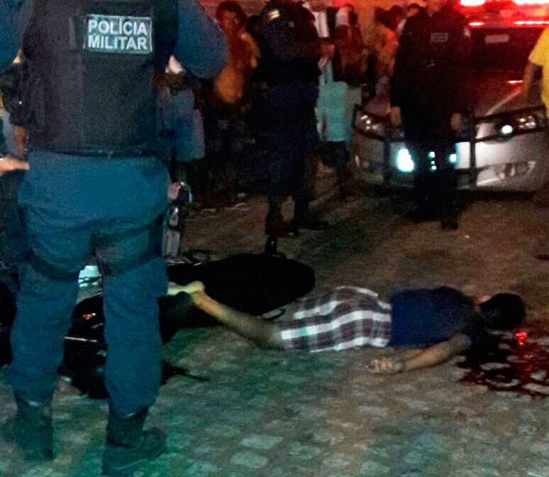 Itabaiana Sergipe ocorrência Polícia Militar