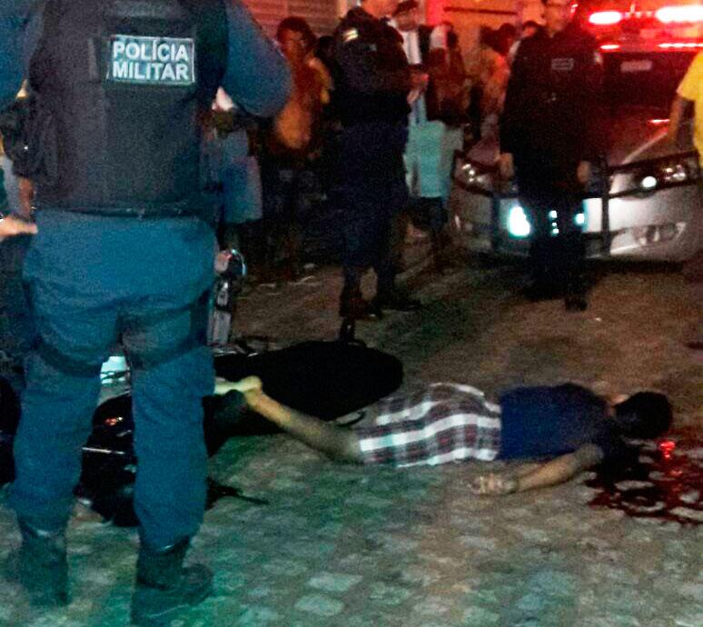 morte procurado Justiça Itabaiana Sergipe