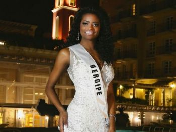 Desclassificada: Eleita no s�bado, Miss Mundo Brasil perde coroa por n�o ser solteira