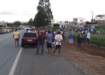Idoso morre após ser atropelado na BR-235 na região do município sergipano de Carira