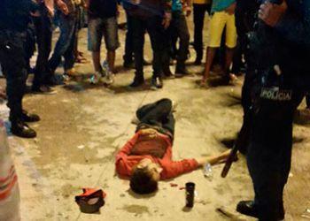 Festa do Vaqueiro � cancelada ap�s uma pessoa ser morta a tiros e diversas outras ficarem feridas