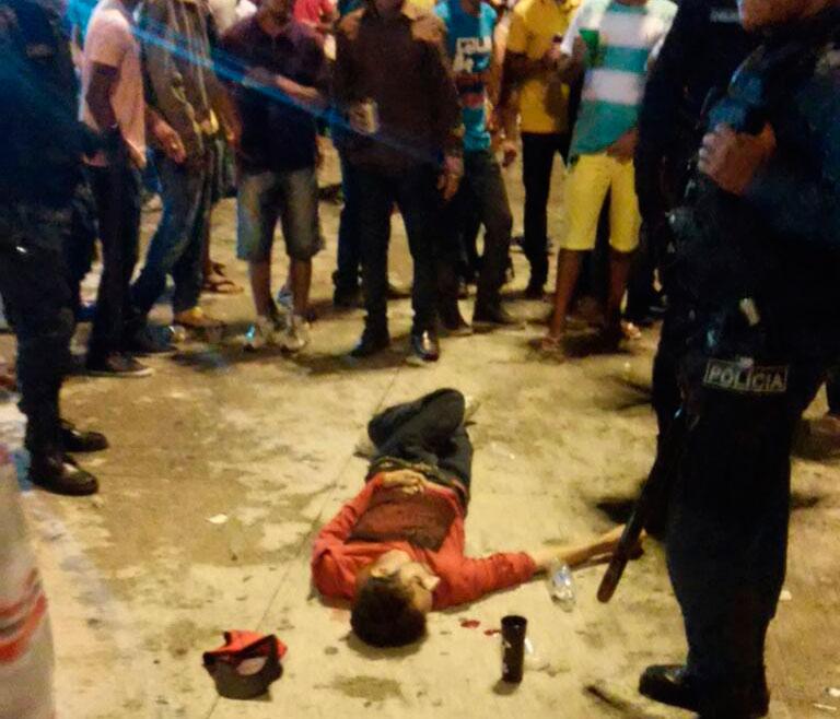 Assassinato Festa Vaqueiro Carira Sergipe