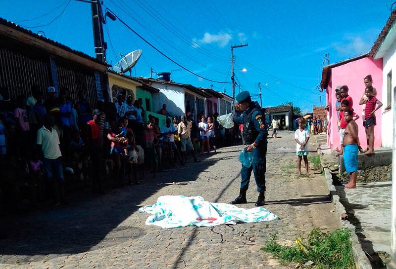 Santa Rosa de Lima Sergipe Policial Militar