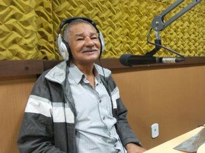 Radialista João Batista Santana