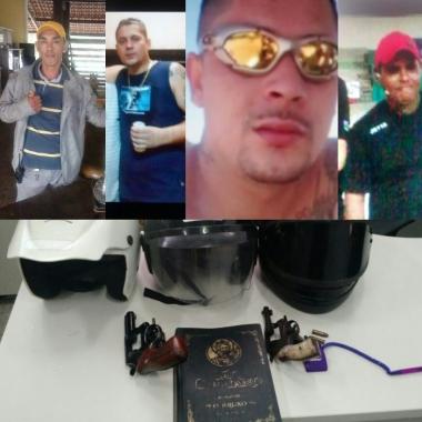 mortes pistoleiros Lagarto Sergipe