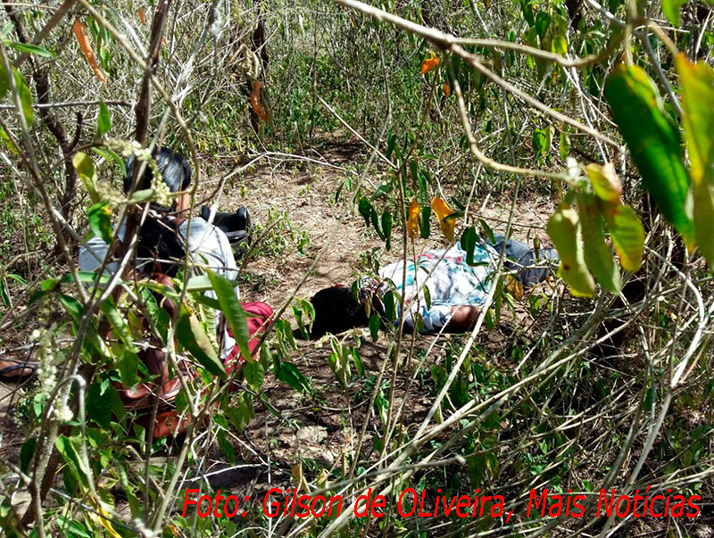 assassinato adolescente Itabaiana Sergipe